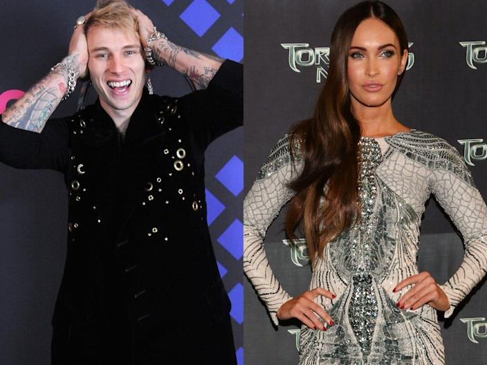 Machine Gun Kelly and Megan Fox have been dating for several months.