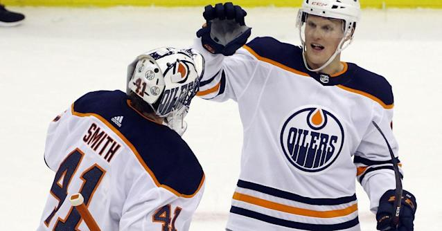 Pacific Division Round Up: First place Oilers, second place Canucks