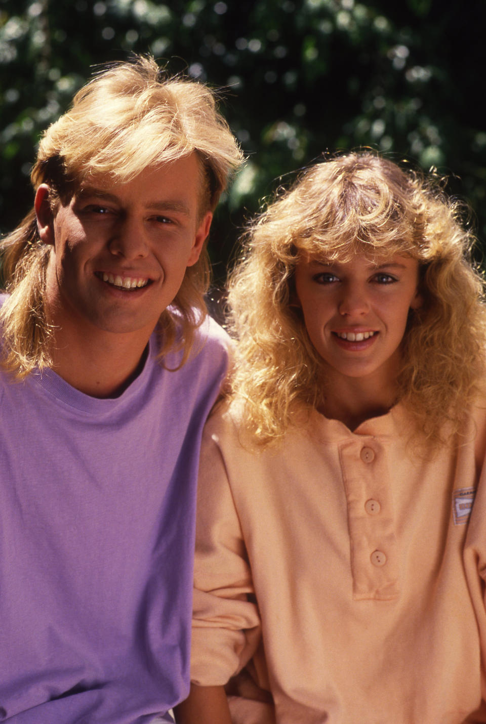 Neighbours star Jason Donovan has revealed he was once stoned while filming an episode of the show, revealing it was a 'disaster'. Photo: Impressions/Getty Images