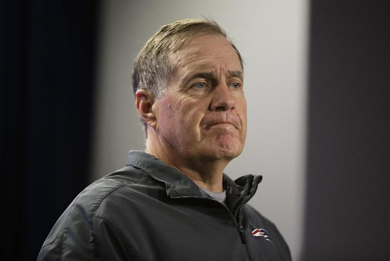 Patriots get second chance to win division title