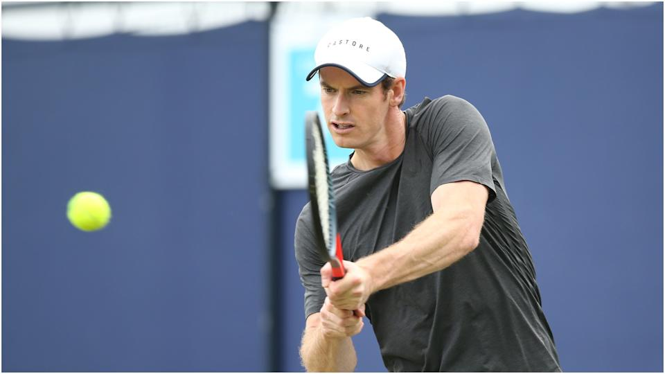 Andy Murray 'still has the touch' after 'life-changing' surgery