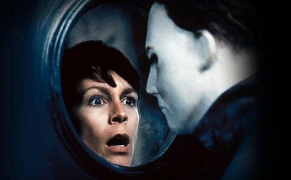 """<p><strong><em>Halloween H20</em></strong></p><p>Twenty years after the events of the first <em>Halloween</em>, Michael Myers returns to kill Laurie Strode once and for all.</p><p><a class=""""link rapid-noclick-resp"""" href=""""https://www.amazon.com/Halloween-H20-Jamie-Lee-Curtis/dp/B009AGRE5O/?tag=syn-yahoo-20&ascsubtag=%5Bartid%7C10055.g.29120903%5Bsrc%7Cyahoo-us"""" rel=""""nofollow noopener"""" target=""""_blank"""" data-ylk=""""slk:WATCH NOW"""">WATCH NOW</a></p>"""
