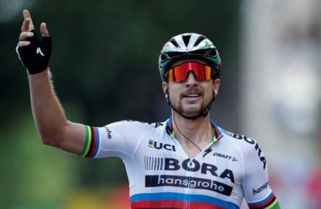 Cycling: Sagan's team appeal against world champion's exclusion