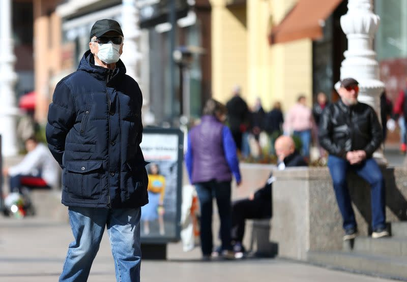 Croatia makes face masks compulsory in public indoor spaces