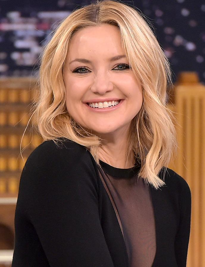 Kate Hudson went for the chop just before the Golden Globes, at which point she also told press she wanted to go even shorter.