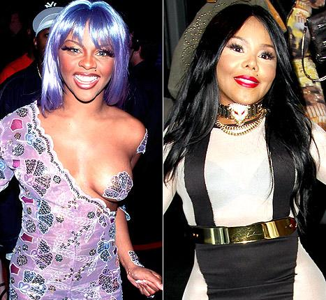 Lil Kim's Face Looks Unrecognizable During Appearance in West Hollywood: Picture