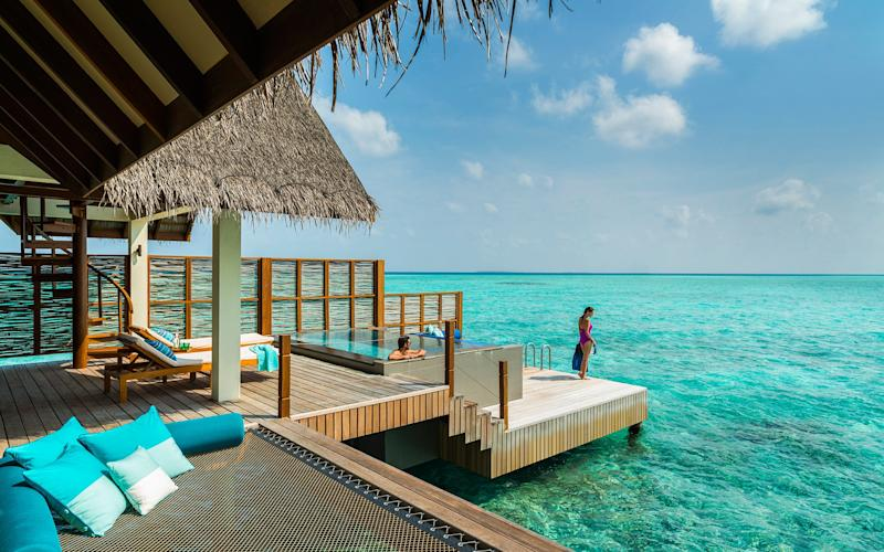 Four Seasons Resort Maldives - Credit: Copyright Ken Seet