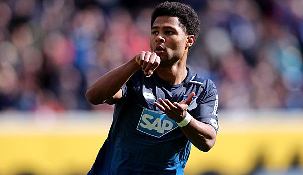 Bundesliga: Gnabry in Top-Form: Update der Rakete