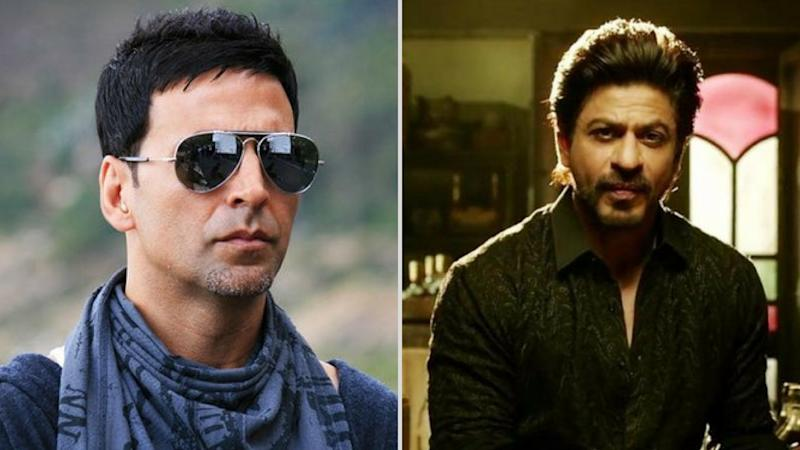 Akshay and SRK Set to Clash at the Box-Office