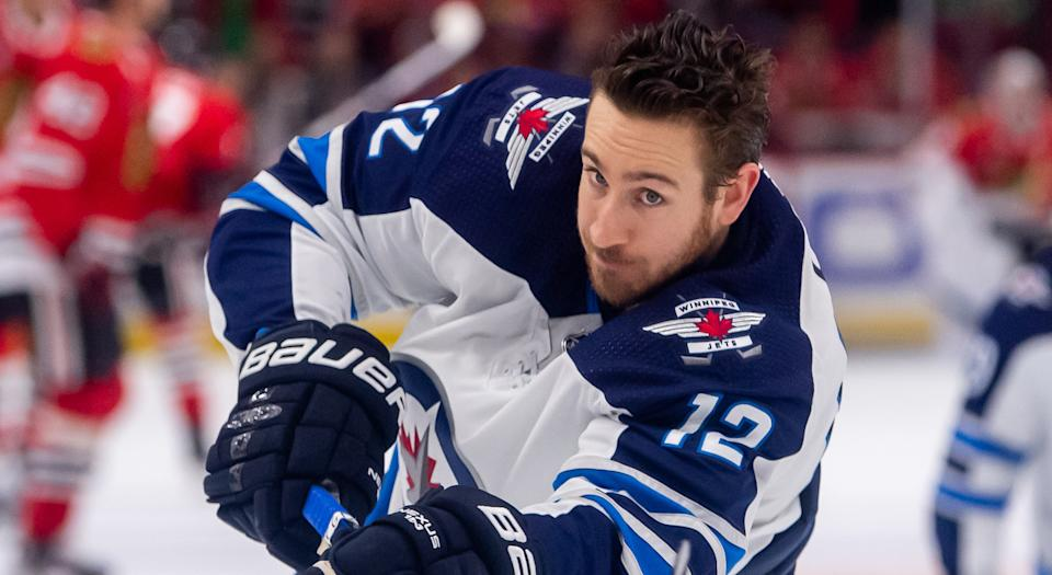 Kevin Hayes reportedly only wanted to sign with the Philadelphia Flyers if they overpaid him. (Photo by Patrick Gorski/Icon Sportswire via Getty Images)