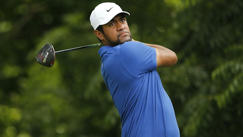 Finau leads at Colonial, Spieth starts well