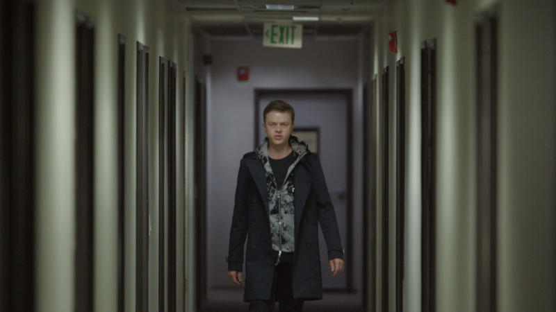 Dane DeHaan in Quibi series 'The Stranger'. (Credit: Quibi)