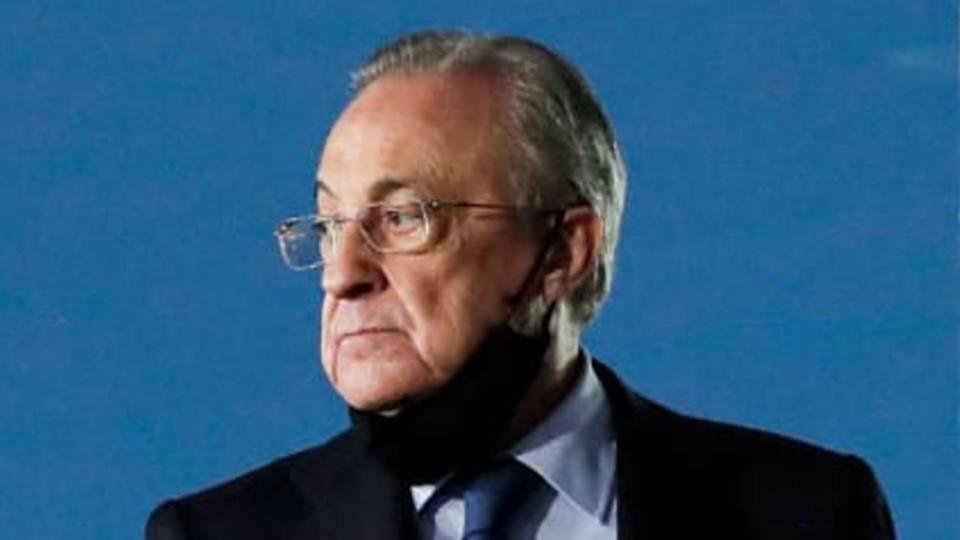 Florentino Perez, presidente del Real Madrid | Soccrates Images/Getty Images