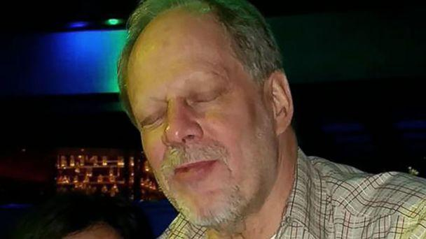 PHOTO: Stephen Paddock, seen here in a photo posted on Facebook by his girlfriend in September 2014, has been identified as the suspect in Sunday's mass shooting in Las Vegas. (Marilou Danley/Facebook)