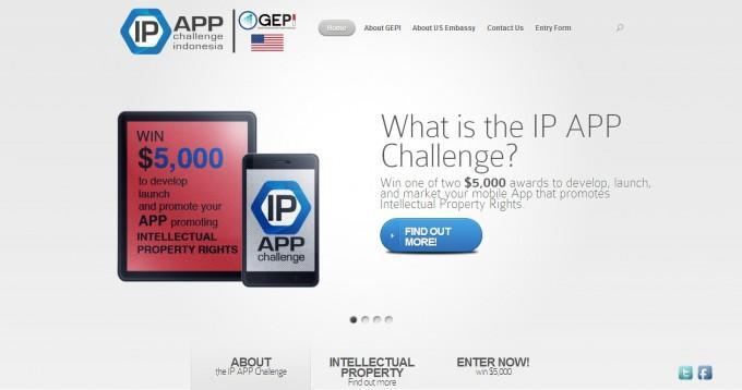 GEPI and US Embassy Promise $5,000 to Intellectual Property