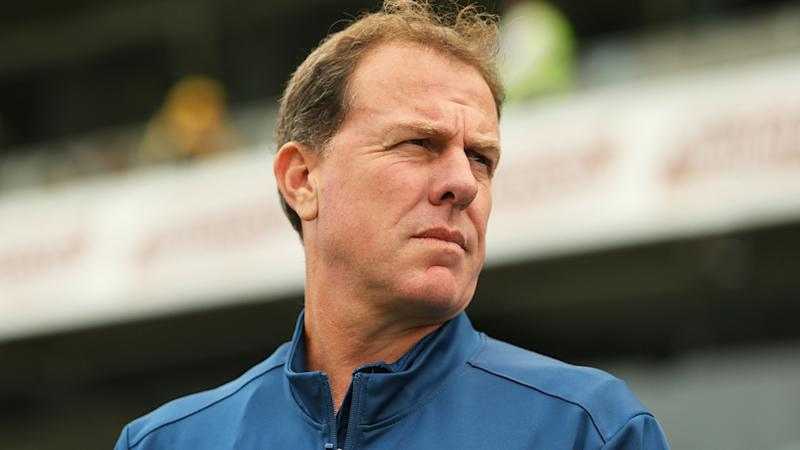 Alen Stajcic, pictured, was controversially sacked as Matildas coach earlier this year before landing in the A-League.