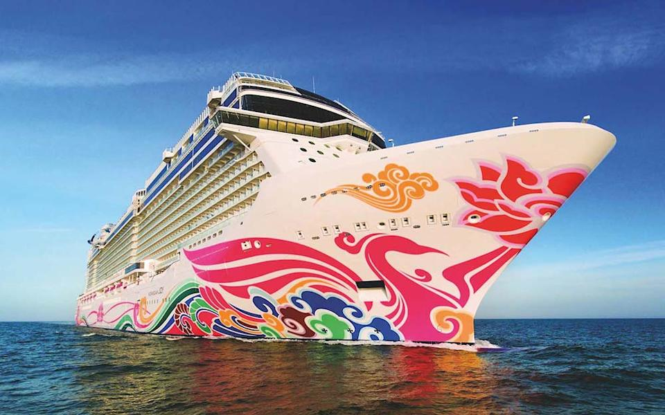 Norwegian Cruise Line has been without passengers since March 2020