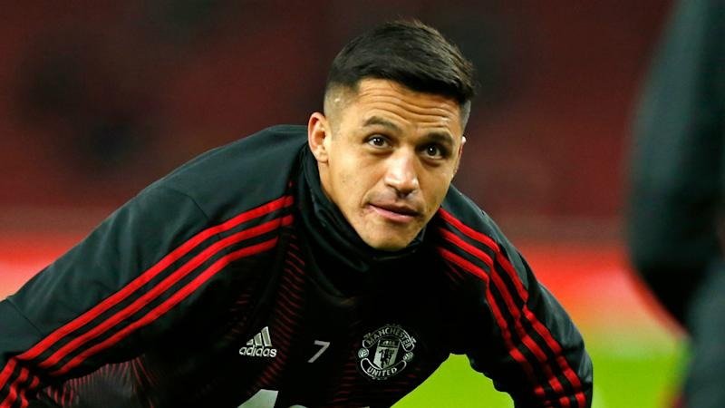Sanchez & Matic named in Man Utd squad for Barcelona clash