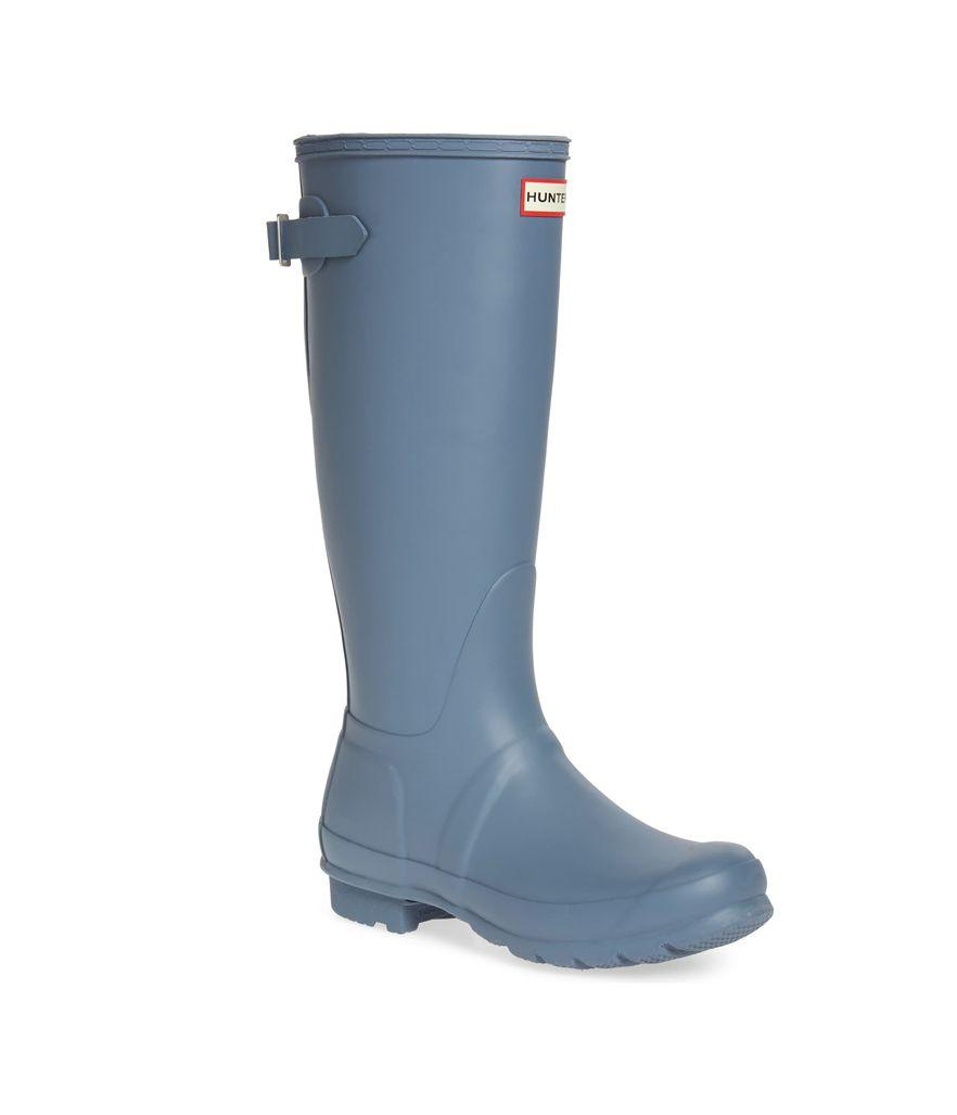 Hunter Original Tall Adjustable Back Waterproof Rain Boot (Photo: Nordstrom)