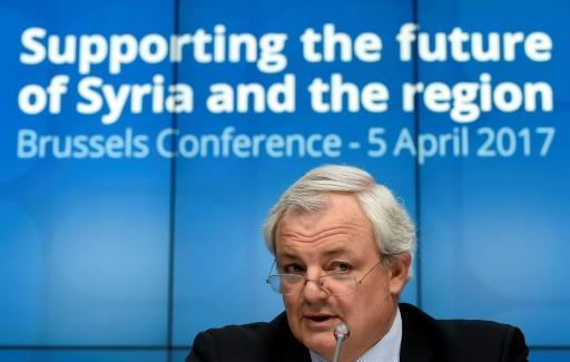 Donors pledge billions at Syria aid conference