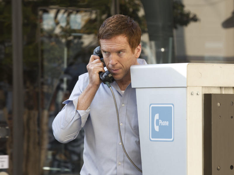 """Damian Lewis as Nicholas """"Nick"""" Brody in the """"Homeland"""" Season 2 episode, """"Two Hats."""""""