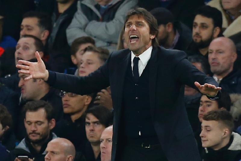 Antonio Conte has taken his Chelsea side to the top of the Premier League