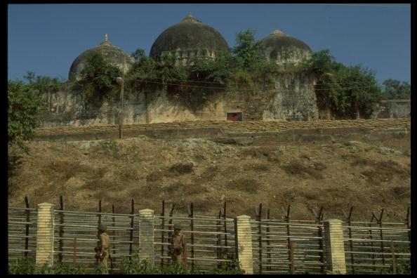 essay on babri masjid dispute The supreme court's suggestion for an amicable settlement to the ram  janmabhoomi-babri masjid dispute in ayodhya has yet again.