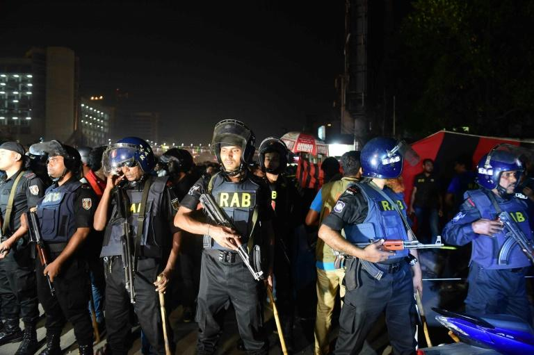 Since an attack on a Dhaka cafe in July last year Bangladesh security forces have launched a nationwide crackdown on Islamist extremist groups, killing around 60 suspected militants