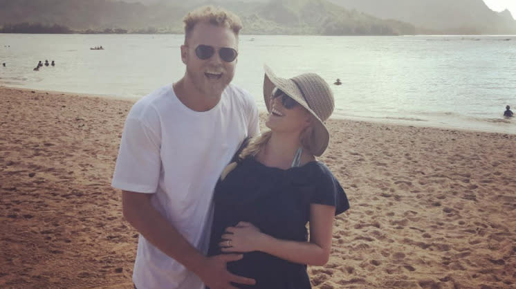 Spencer Pratt And Heidi Montag Welcome First Child