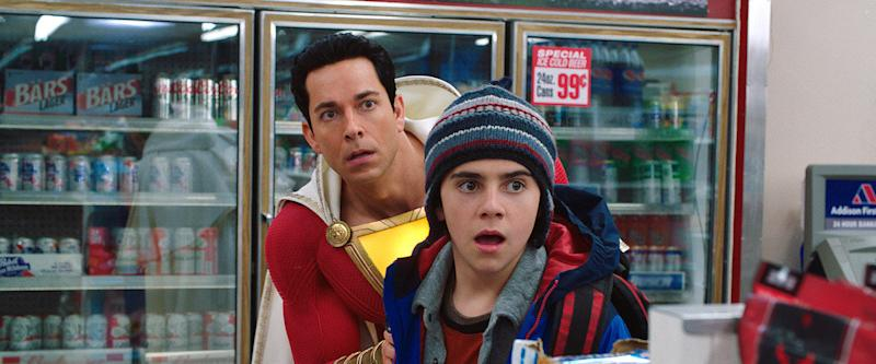 Shazam! (Photo: Warner Bros.)
