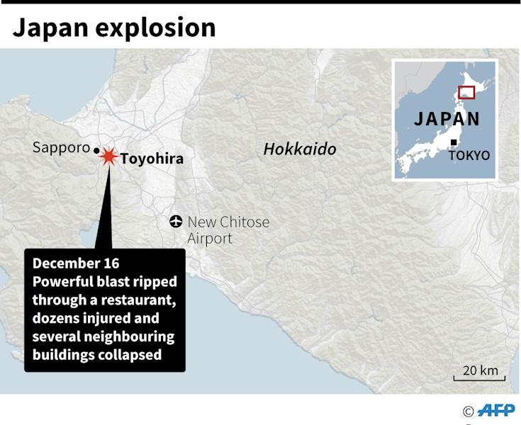 Explosion at restaurant in Japan injures 42