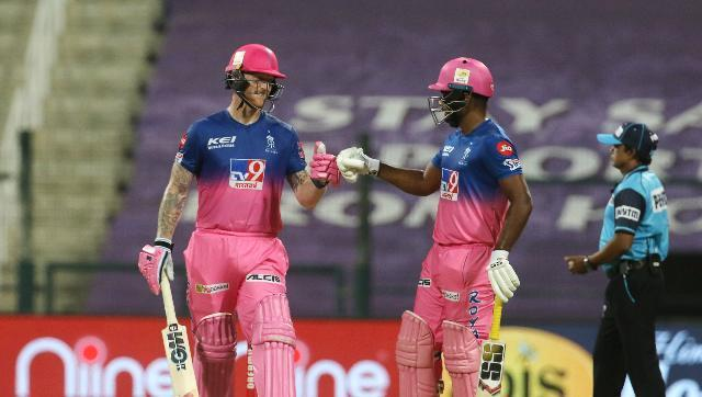 However, both Ben Stokes and Sanju Samson roared back to form and forged an unbeaten 152-run stand to take RR over the finish line with 10 balls to spare. Sportzpics