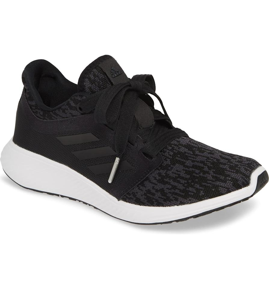 "<p>You can't go wrong owning this comfy <a href=""https://www.popsugar.com/buy/Adidas-Edge-Lux-3-Running-Shoe-394342?p_name=Adidas%20Edge%20Lux%203%20Running%20Shoe&retailer=shop.nordstrom.com&pid=394342&price=85&evar1=fit%3Aus&evar9=45652306&evar98=https%3A%2F%2Fwww.popsugar.com%2Fphoto-gallery%2F45652306%2Fimage%2F46638066%2FAdidas-Edge-Lux-3-Running-Shoe&list1=shoes%2Csneakers%2Crunning%20shoes%2Cfitness%20gear%2Cfitness%20shopping&prop13=api&pdata=1"" rel=""nofollow"" data-shoppable-link=""1"" target=""_blank"" class=""ga-track"" data-ga-category=""Related"" data-ga-label=""https://shop.nordstrom.com/s/adidas-edge-lux-3-running-shoe-women/5026424?origin=category-personalizedsort&amp;breadcrumb=Home%2FWomen%2FShoes%2FSneakers%20%26%20Athletic%2FAthletic&amp;color=grey%2F%20cloud%20white%2F%20silver"" data-ga-action=""In-Line Links"">Adidas Edge Lux 3 Running Shoe</a> ($85).</p>"