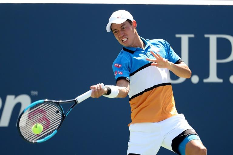 Injured and out: Kei Nishikori will miss Japan's tie against Ecuador