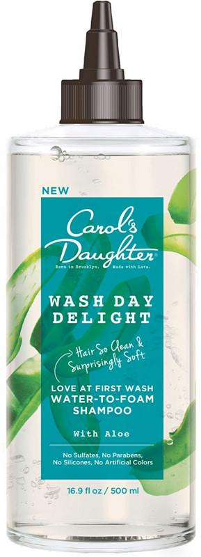 Carol's Daughter Wash Day Delight Water-to-Foam Shampoo