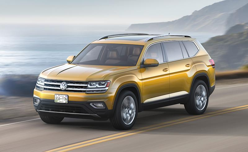 No One Can Credit Volkswagen For Being Early Or Even On Time To The Crossover But Soon Company Won T Be Accused Of Ignoring It Either