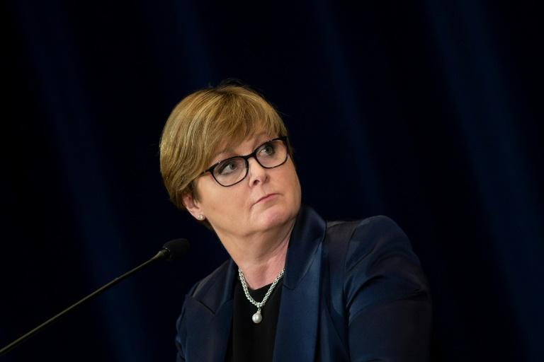 """Australia's Minister for Defense Linda Reynolds apologised for calling an alleged rape victim a """"lying cow"""""""