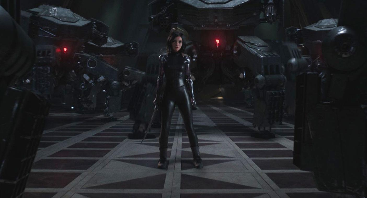 James Cameron The Only Way To Experience Alita Battle Angel Is