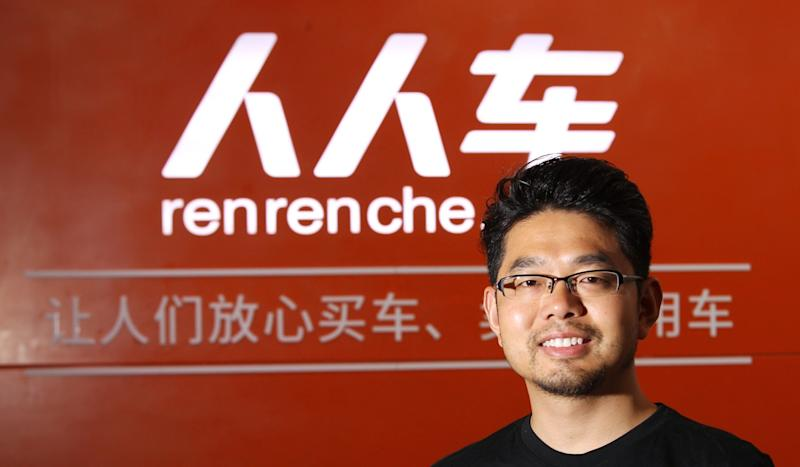 Meet the used car dealer who sold 1 million vehicles to China's ride hailing giant Didi