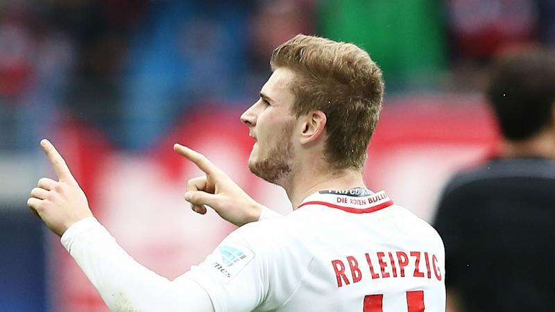RB Leipzig 4 Freiburg 0: Hasenhuttl's men clinch top-four spot