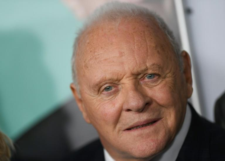 Oscar winner Anthony Hopkins -- seen here in Hollywood in 2019 -- has surprisingly never won a competitive Golden Globe award