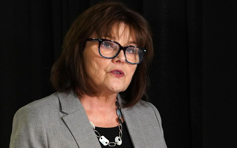 Jeane Freeman, the Scottish health secretary, contacted the head of Scottish Care over the claims - AFP/AFP