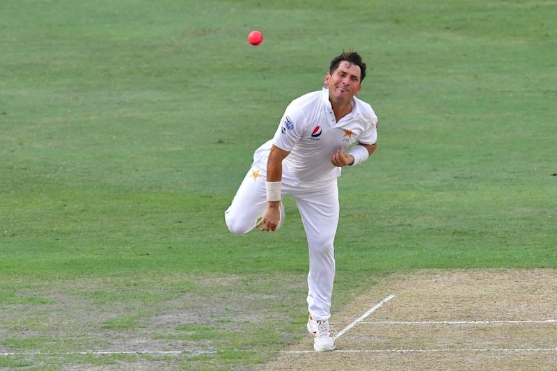 Leg-spinner Yasir Shah has been ruled out for Pakistan's upcoming