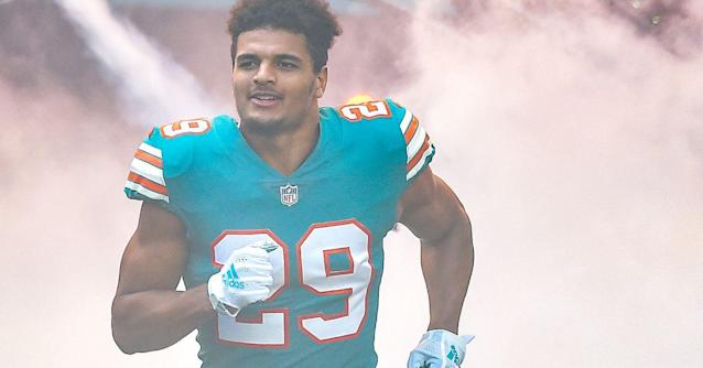 Report: Steelers one of several teams showing interest in potential trade for Minkah Fitzpatrick