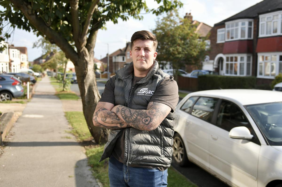 Council worker 'smashed car window with lawnmower then tried to cover it up'