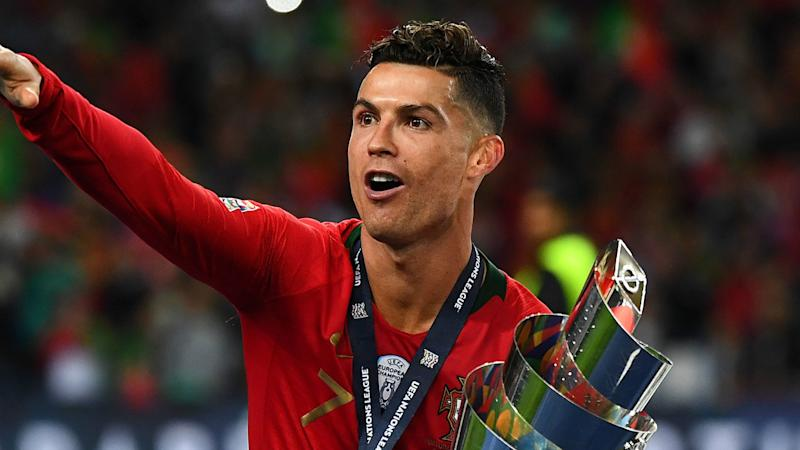Ronaldo Targets Euro 2020 Glory With Nations League Champions Portugal