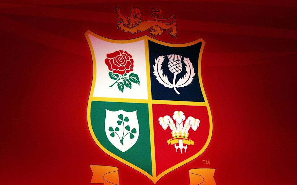 British & Irish Lions tour crest —Lions consider fourth Test against South Africa as support grows for home series - PA