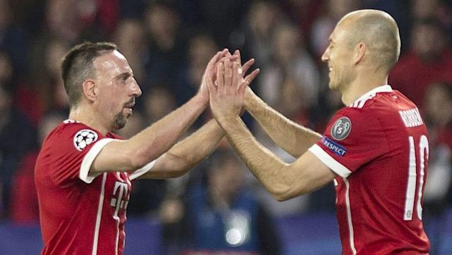 ​​Bayern Munich claimed their 28th Bundesliga title win this season to continue a remarkable run of consistency as Germany football's premium superpower. It marked the Bavarians' sixth successive retention of the domestic crown, and significantly, with a whopping total of 21 points between them and Schalke in second place, one of their most emphatic league triumphs to date. Manuel Neuer is BACK! The Bayern Munich star is looking to play his first match since September, just in time for the...