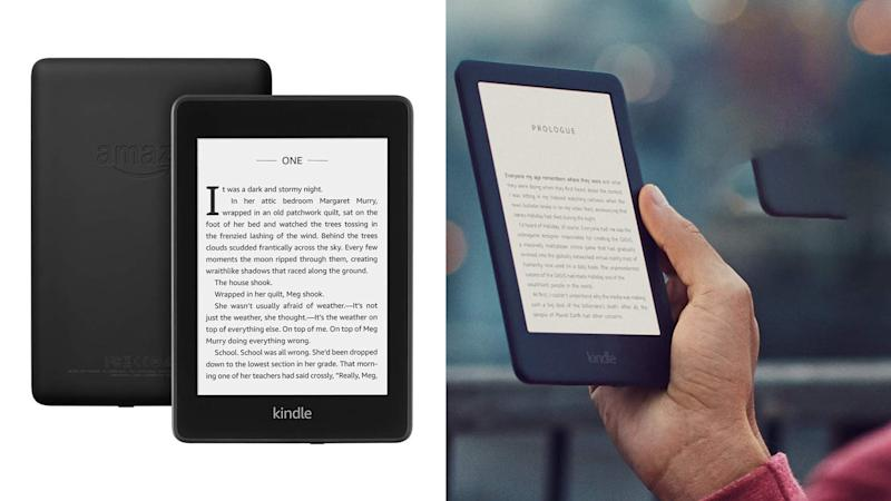 These Kindles are on sale, and it's a book lover's dream come true.