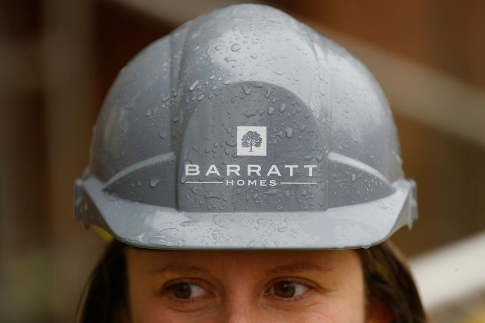 Barratt results saw its shares soar. Photo: Peter Nicholls/Reuters